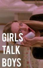 girls talk boys » 5sos by browncalum