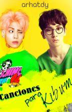Canciones para Kibum || JongKey  by arhatdy