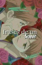 ✨Frases De Un SEME© by Sadxx-