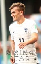 Rising Star || Antoine Griezmann  by ali_palmer