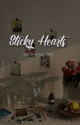 Sticky Hearts by mootdiggs