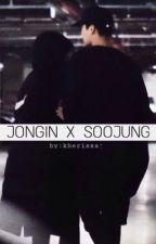 Jongin x Soojung by kherissaj