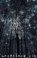 *Sky full of stars* Vikkstar123  by wroetobog_xix