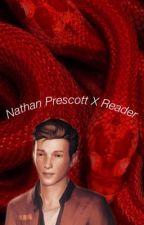 Life is strange Nathan Prescott X OC by LoafIzStrange