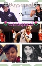 Boysquad Vs Girlsquad {Discontinued} by pastelxl5sos