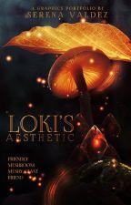 Loki's Aesthetic | A Graphics Portfolio by lokiofasgard_
