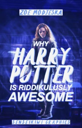 why harry potter is riddikulusly awesome. by wifidisconnected