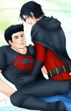 Unhidden love (robin x superboy) by onedirectionluva1