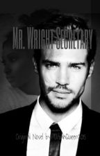 Mr. Wright Secretary (Interracial story) by QueenofWritings22