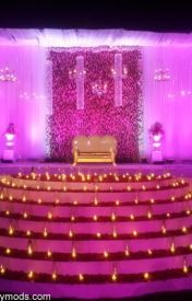 The Fantastic Arrangements at the Banquet Halls in Delhi by videobookmyfunction