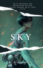 Sky (Shingeki No Kyojin)[Levi X Reader] by akuma358