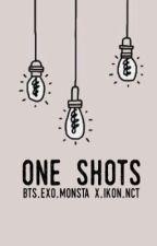 one shots • bts, exo, monsta x, ikon, nct by minbaekhyungwon