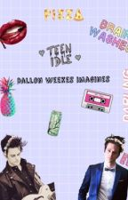 Dallon Weekes Imagines by Lesbian-Moose