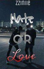 Hate? Or Love? (Red Velvet & BTS) by BlackPrincessZine