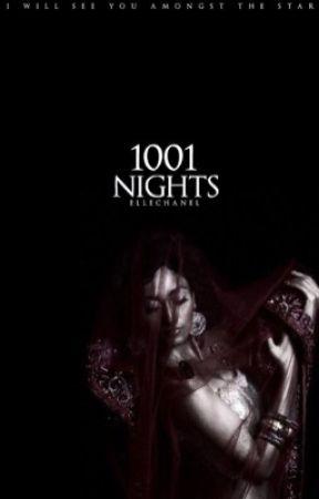 1001 Nights by ellechanel