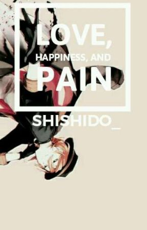 Love, Happiness, And Pain | BSD X Reader [ONHOLD] - Her (Ghost Dazai