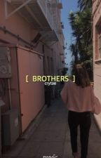 Brothers ☽ Taekook by smoltaeties