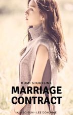 [PRIVAT] MARRIAGE CONTRACT   by Kumi95