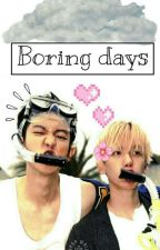 Boring Days [ChanBaek Oneshots]  by tomainduh