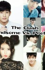 The Clash (Boys Vs. Girls) by trishamae_18