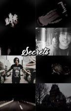 Secrets // Kellic [on hold] by grungekellin
