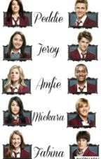 House Of Anubis: 5 Years Later by joyambrose