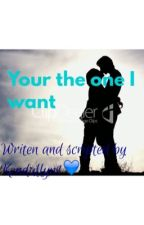 Your the one I want(miniminter X reader) by kendallyn1