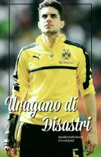 Uragano Di Disastri |  Marc Bartra by addictedtomessi