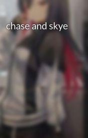 chase and skye by BintangAksan