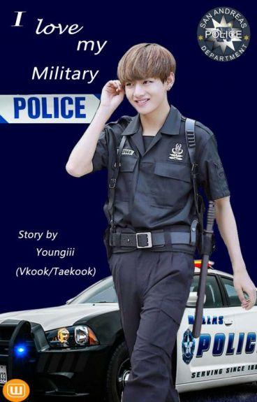 I love my military Police (Vkook/Taekook)