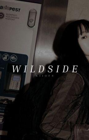 WILDSIDE ▹ TOM HOLLAND by kaspbracks