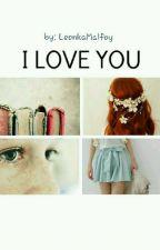 Miluju Tě, Evansová! by LeonkaMalfoy