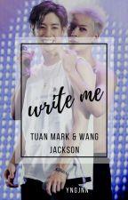 [FR] Write me / Markson by yngjnn