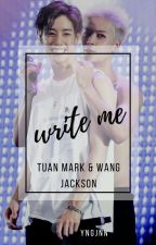 [FR] write me + markson by yngjnn