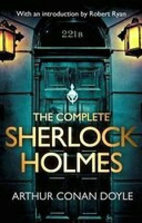 TheCompleteSherlockHolmes  by laely305