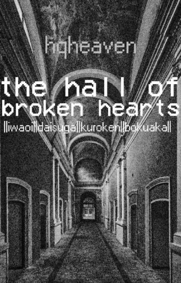 The Hall Of Broken Hearts (Book Two)