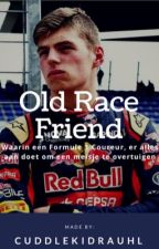 Old Race Friend | Max Verstappen by cuddlekidrauhl