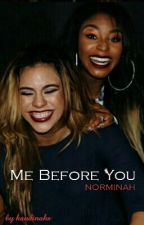 Me Before You - Norminah by handinahs