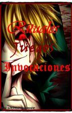 Rituales,juegos,invocaciones de terror. by xXShinan-OtakuXx