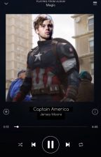 Captain America ¥ 5SOS  by bang_the_drums