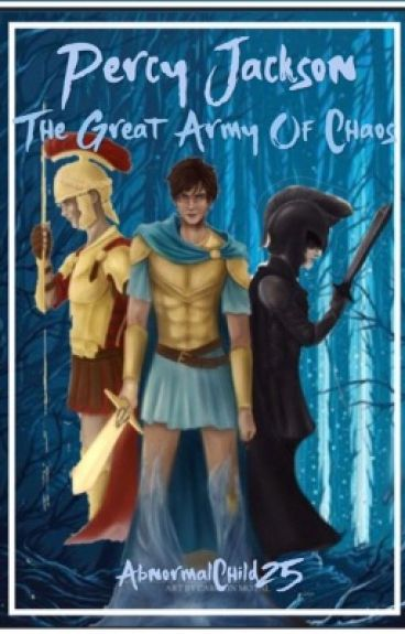 Percy Jackson: The Great Army of Chaos