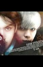 Ojos Violetas~  by TaeMin6