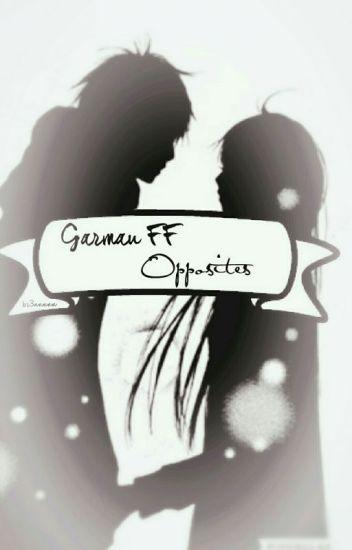 Garmau→ Opposites