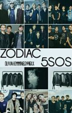 Zodiac 5SOS by OliviaHemmings1996xx