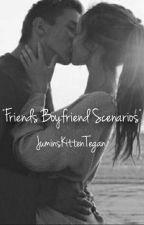 Friends X Reader Preferences  by JuminsKittenTegan