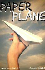 Paper Plane - J.V. by Alpaca-Breddy