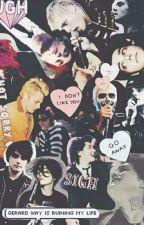 ¿Sabías qué?...Gerard Way by Gabriela_IMS