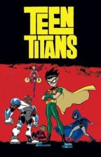 Teen Titans:The Final War by HALEXYD
