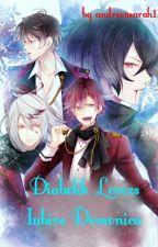 Diabolik Lovers Iubire Demonica by andreeasarah135