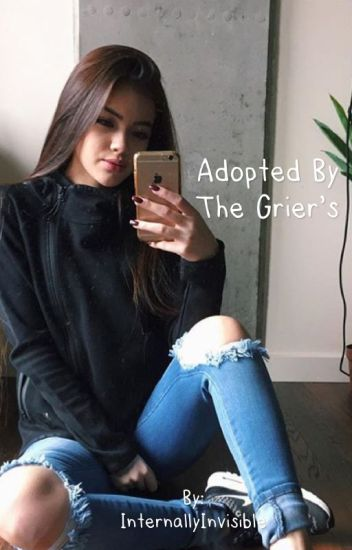 Adopted by the Grier's [Book Two of FBTG]